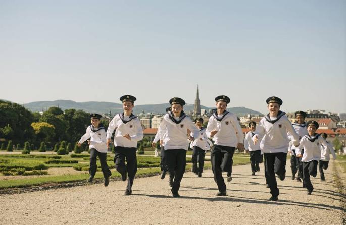 童声回响 | 维也纳童声合唱团再次献声广州香格里拉大