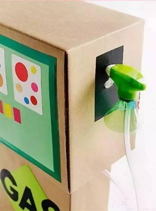 自制教玩具| 双十一的那些纸箱带来幼儿园吧,各种尺寸