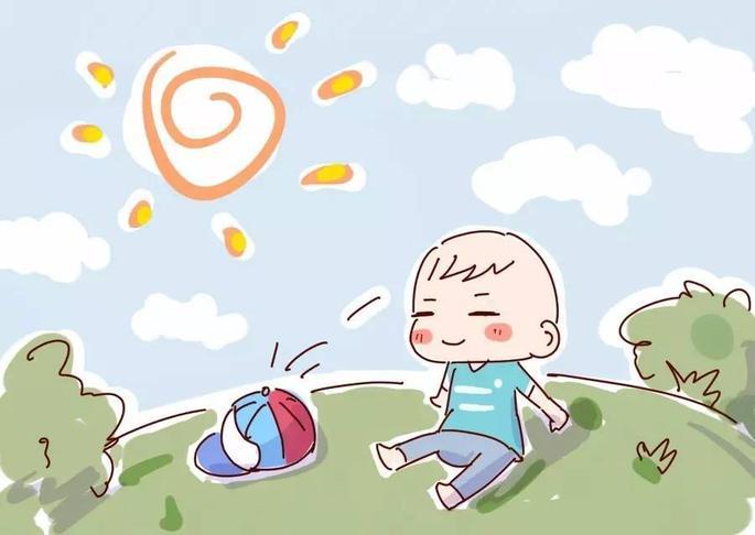 幼儿一起玩耍漫画
