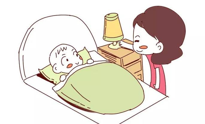 怎样对待孩子晚上不睡觉,白天不起床的问题?图片