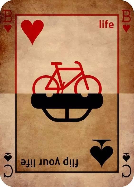 精美骑行励志壁纸,我手机已经换上了!