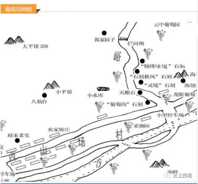 收藏丨新疆最经典玩法和行程总汇(附旅游线路及全景图