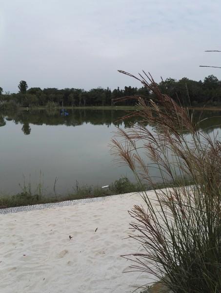 兰溪兰湖,建设中的休闲度假区,现部分开放.20元的门票也还可以接受.