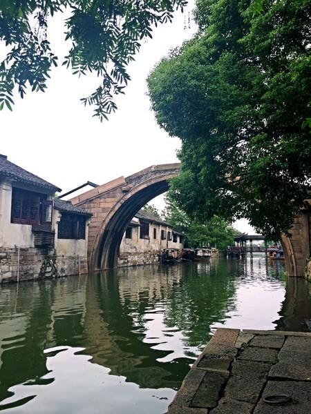 武汉古镇西溪攻略两日游湿地南浔出发一日游自驾游攻略图片